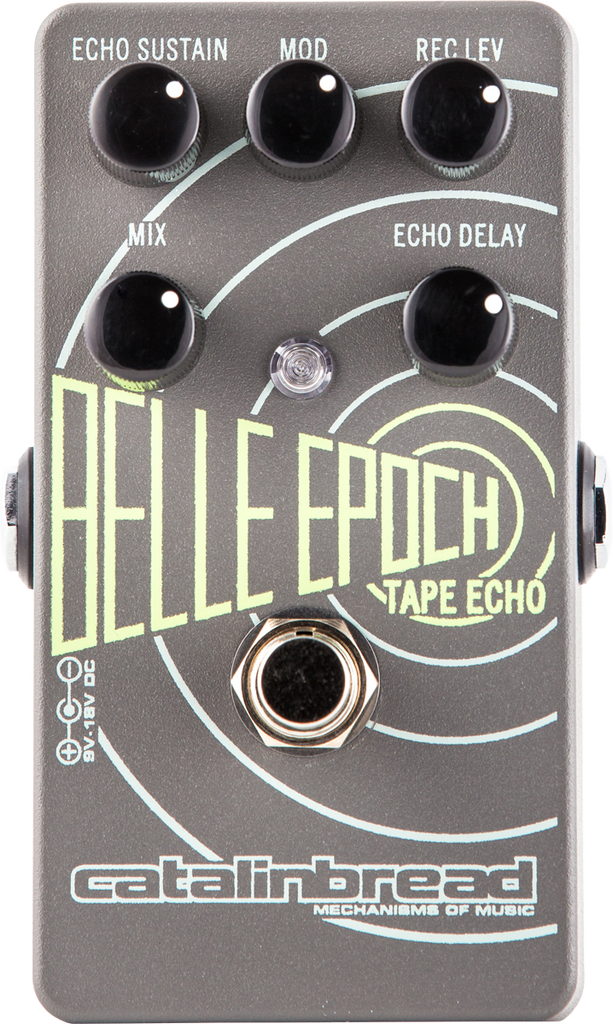 Catalinbread Belle Epoch Digital Tape Delay Pedal