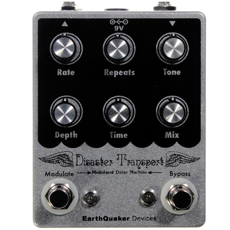 Earthquaker Devices Disaster Transport Modulated Delay Machine