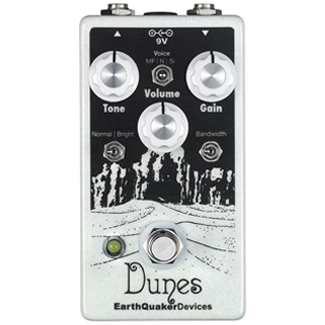 Earthquaker Devices Dunes Overdrive Pedal