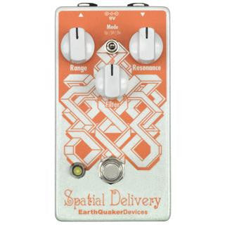 Earthquaker Devices Spatial Delivery Envelope Filter Pedal V2