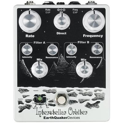 Earthquaker Devices Interstellar Orbiter Modulation Pedal