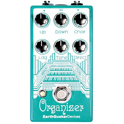 Earthquaker Devices Organizer Synth Pedal
