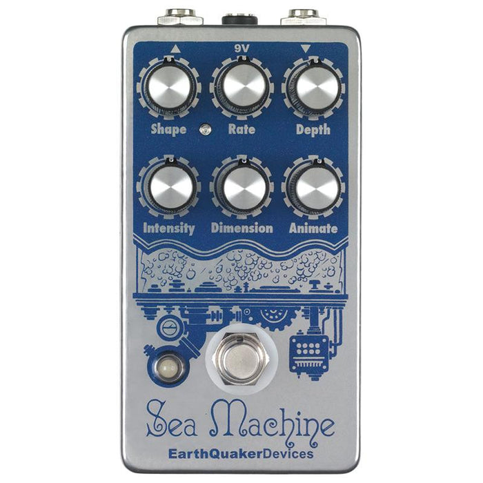 Earthquaker Devices Sea Machine V2 Mega Chorus Pedal