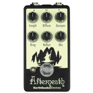 Earthquaker Devices Afterneath Reverb Pedal V2