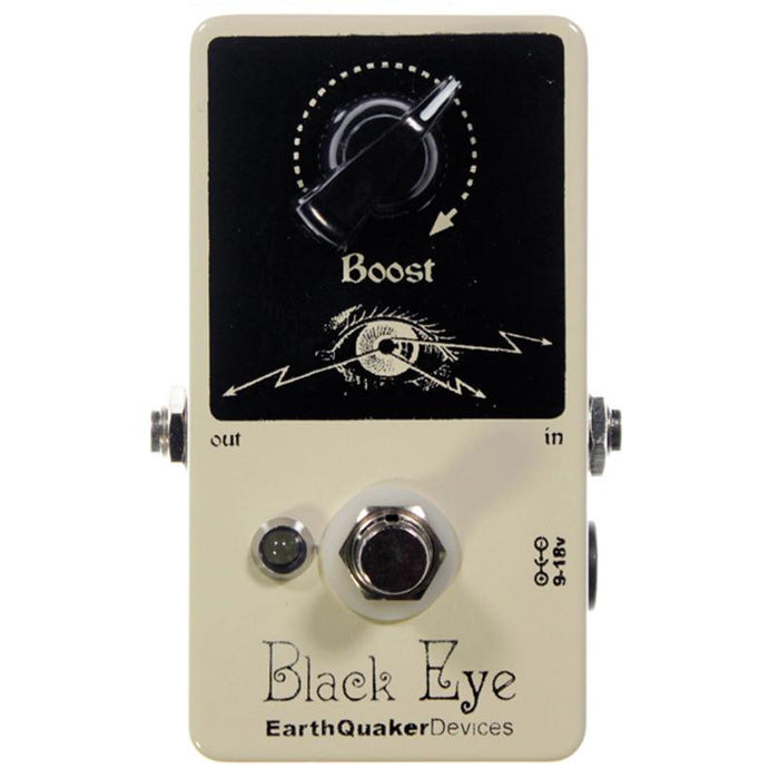 Earthquaker Devices Black Eye Mosfet Boost