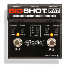 Radial Engineering BigShot SW2 Universal Remote Footswitch