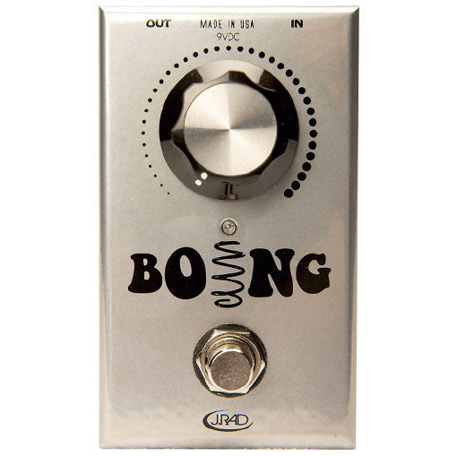 J Rockett Audio Designs Tour Series Boing Spring Reverb Guitar Effect Pedal