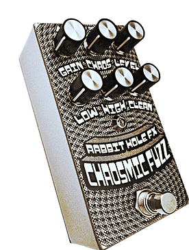 Rabbit Hole FX Chaosmic Fuzz Guitar Effect Pedal