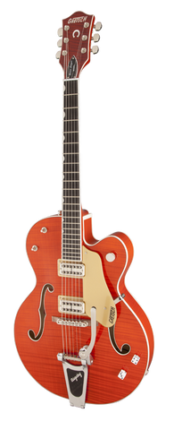 Gretsch Brian Setzer G6120SSU Flame Maple Bigsby TV Jones Pickups