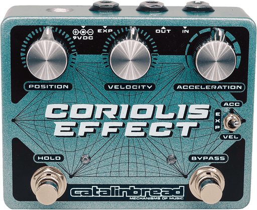 Catalinbread Coriolis Effect Sustainer Pitch-Shifter Filter Pedal