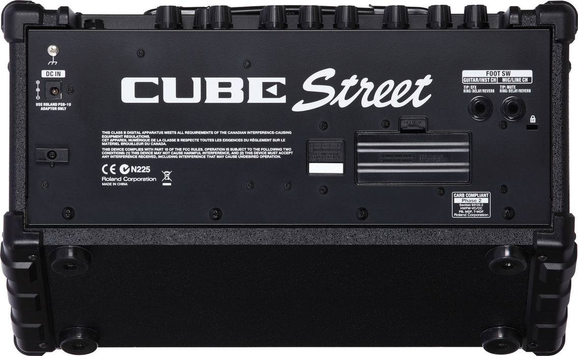 Roland Street Cube Guitar Amplifier