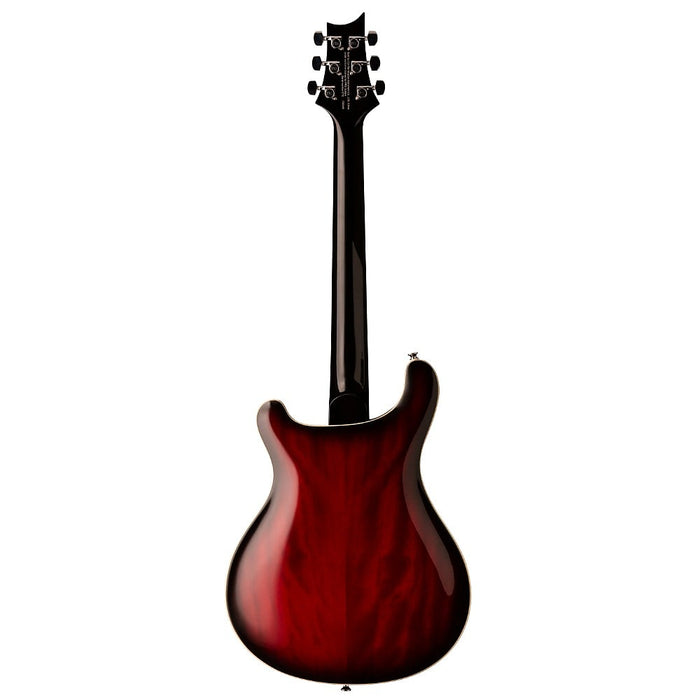 PRS SE Hollowbody Standard Fire Red Burst Electric Guitar