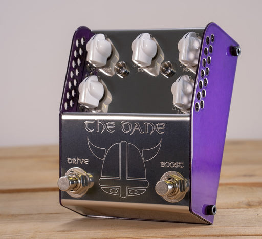 "Thorpy FX The Dane Overdrive Boost Peter ""Danish Pete"" Honore Signature Pedal"