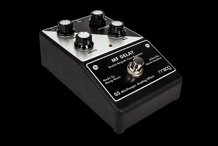 Moog MF Delay Minifooger Analog Delay Pedal