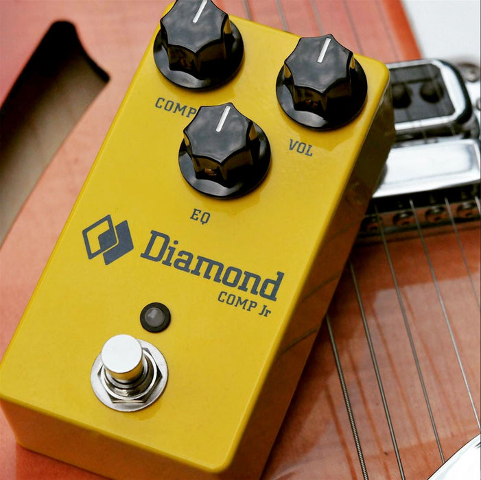 Diamond Pedals Comp Jr. Compressor Guitar Effect Pedal