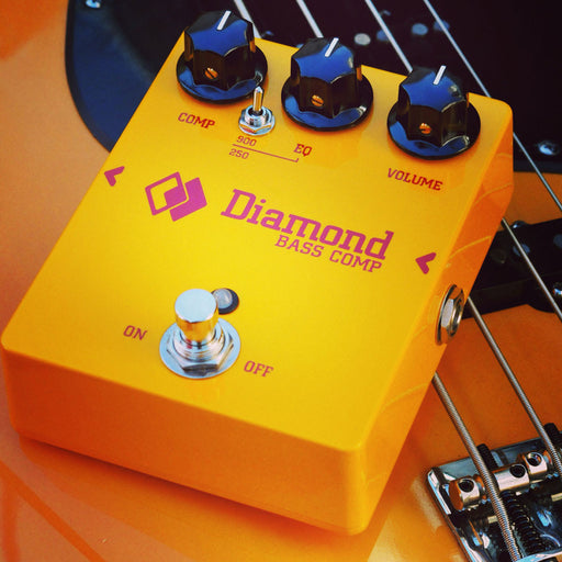 Diamond Pedals Bass Compressor BCP1 Guitar Effect Pedal