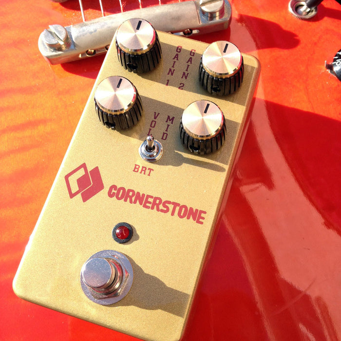 Diamond Pedals Cornerstone Overdrive Guitar Effect Pedal