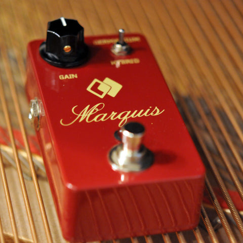 Diamond Pedals Marquis MRQ1 Boost Guitar Effect Pedal