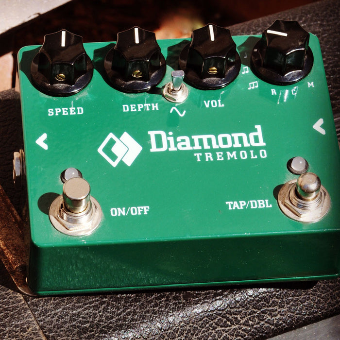 Diamond Pedals Tremolo TRM1 Guitar Effect Pedal