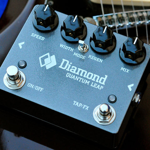 Diamond Pedals Quantum Leap QTL1 Delay Guitar Effect Pedal