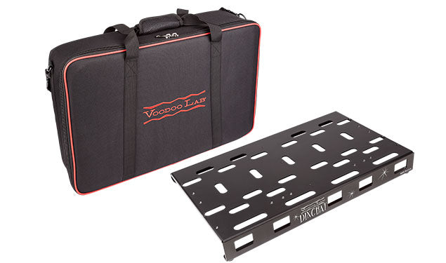 Voodoo Lab DBMP Dingbat Medium Pedalboard Power Package With Pedal Power 2 Plus Power Supply