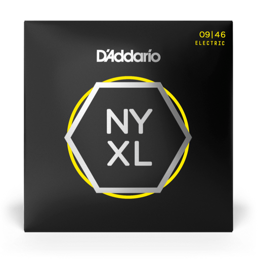 D'Addario NYXL0946 Set Electric Guitar NYXL Super Light/ Regular Strings