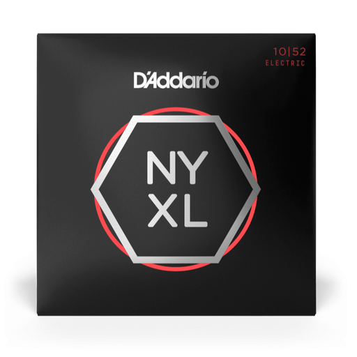 D'Addario NYXL1052 Set Electric Guitar NYXL Light/ Heavy Bottom Strings