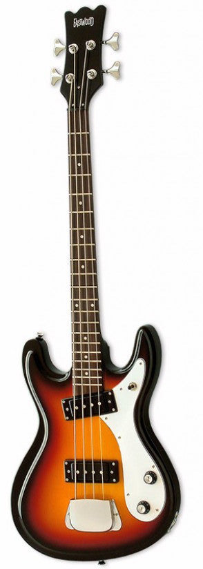 Eastwood Hi-Flyer Bass - Sunburst