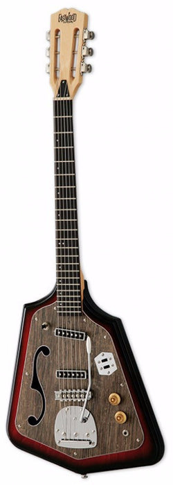 Eastwood California Rebel Redburst