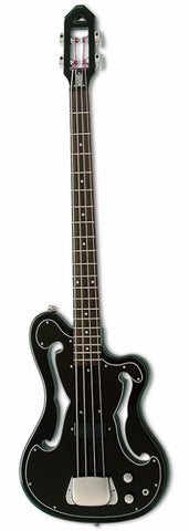 Eastwood EEB-1 Bass Guitar - Black