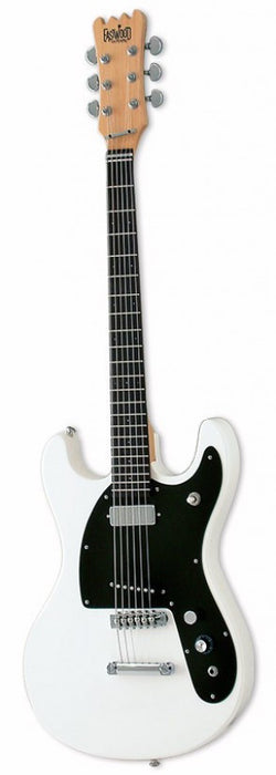 Eastwood Mach Two Guitar - White