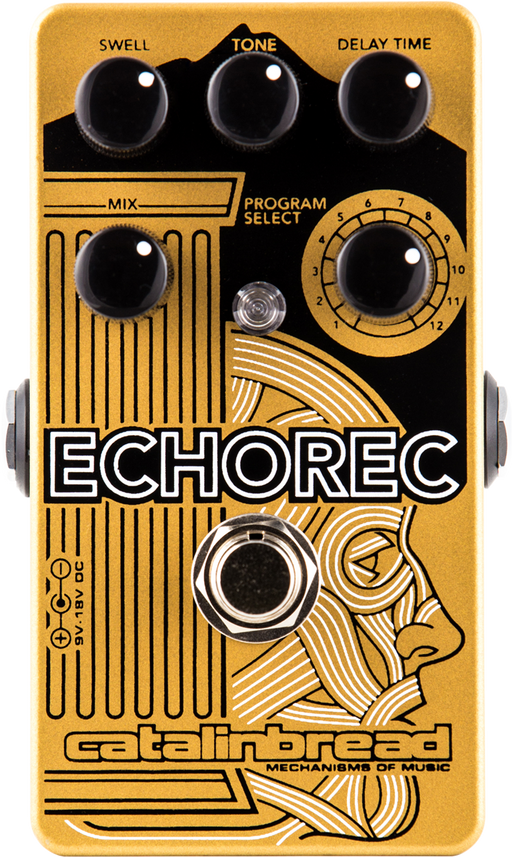 Catalinbread Echorec Digital Delay Pedal