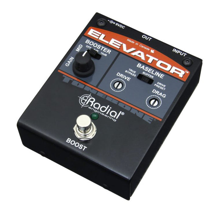 Radial Engineering Elevator Multi-Level Booster Pedal