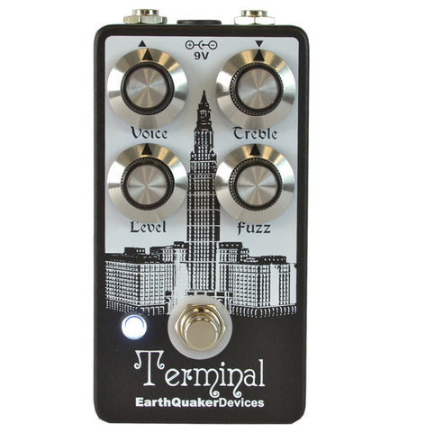 Earthquaker Devices Terminal V2 Fuzz Version 2