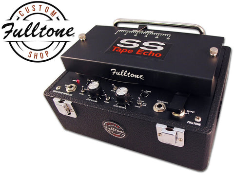 Fulltone Custom Shop Solid State Tape Echo SSTE Unit
