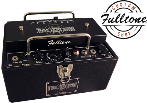 Fulltone Custom Shop Tube Tape Echo TTE Unit