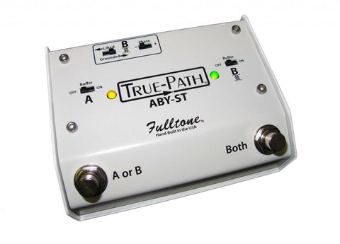 Fulltone True-Path ABY-ST Pedal