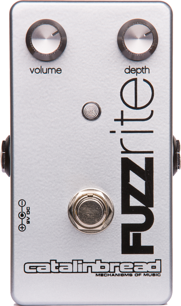 Catalinbread Fuzzrite Fuzz Guitar Effect Pedal