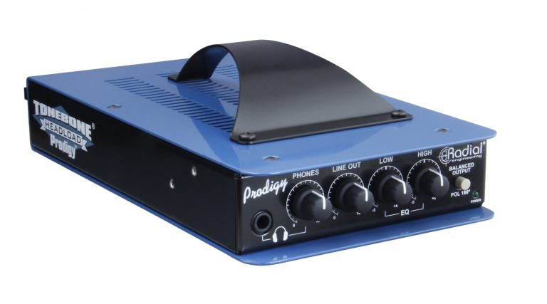 Radial Headload Prodigy Speaker Load Box w/DI and EQ