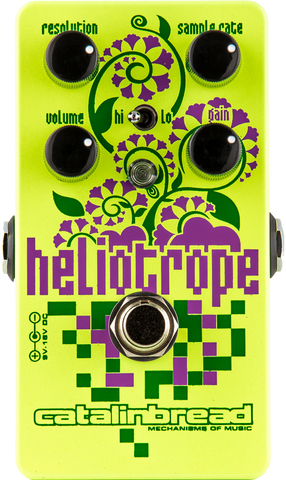 Catalinbread Heliotrope Bit Crusher Pedal
