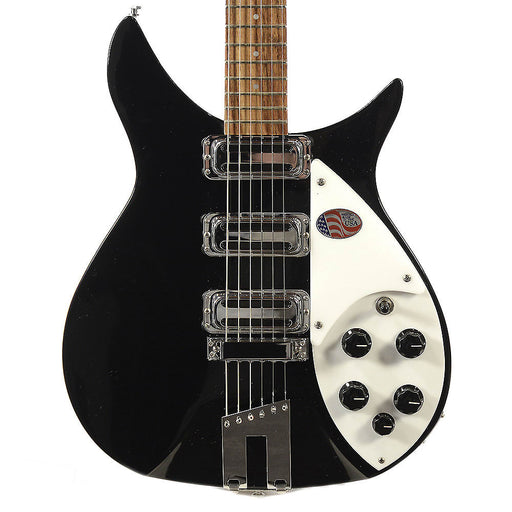 Rickenbacker 350 V63 Jetglo Electric Guitar With Case