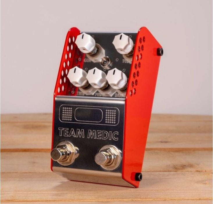 Thorpy FX The Team Medic Buffer EQ Boost Boost Plus Guitar Pedal ThorpyFX