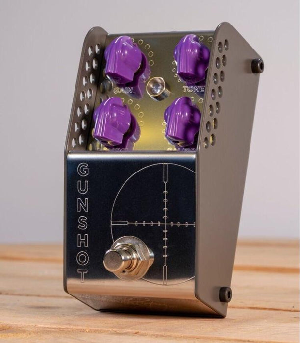 Thorpy FX The Gunshot Overdrive V2 Guitar Pedal ThorpyFX