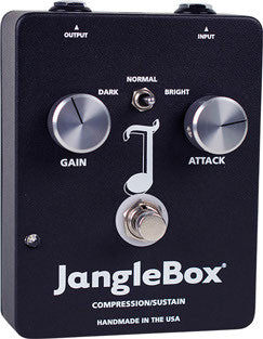Janglebox Jangle Box Compression Sustainer Guitar Effect Pedal