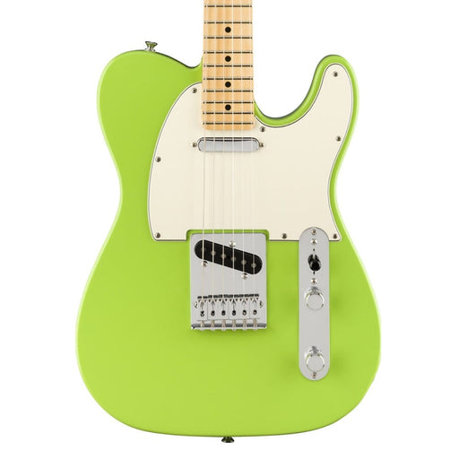 Fender Player Telecaster Maple Fingerboard Electron Green