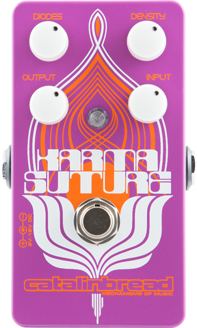 Catalinbread Karma Suture Fuzz Pedal