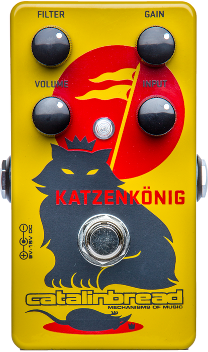 Catalinbread Katzenkönig Distortion Pedal