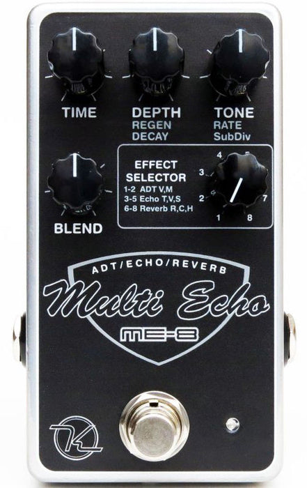 Keeley Multi Echo Delay Guitar Effect Pedal