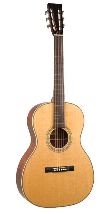 Recording King ROS-16 Century Series 12th Fret OOO Solid-Top Acoustic Guitar  Natural
