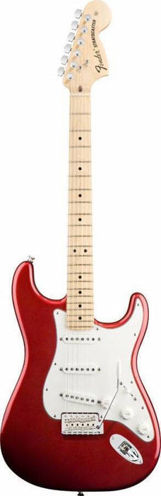 Fender American Special Stratocaster Maple Candy Apple Red